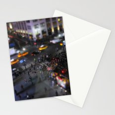 New York City Street Miniature Stationery Cards