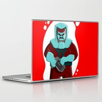 spaceman Laptop & iPad Skins featuring Spaceman by subpatch