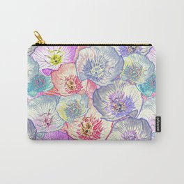 Evening Primroses Carry-All Pouch