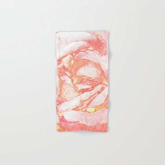 TENDER FLOWER Hand & Bath Towel