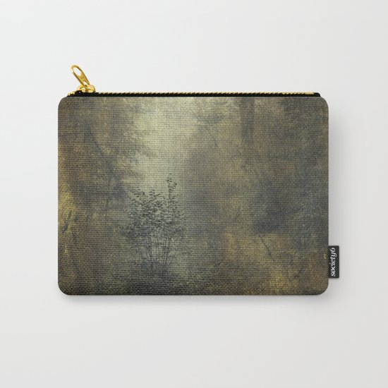 Let's Pretend we're Alone Carry-All Pouch