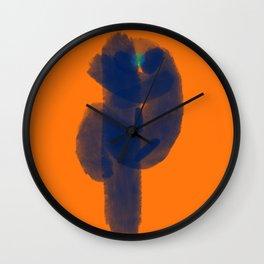 Gay sex Wall Clock