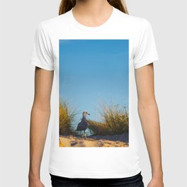 Old lighthouse from Hanseatic city of Rostock T-shirt