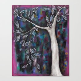 Zofia Tree Canvas Print