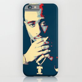 Tu pac Shakur 2 pac iPhone Case