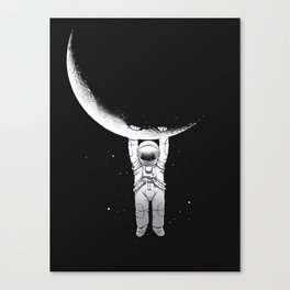 Help! Canvas Print
