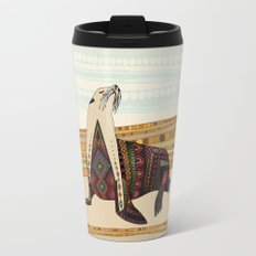sea lion Travel Mug
