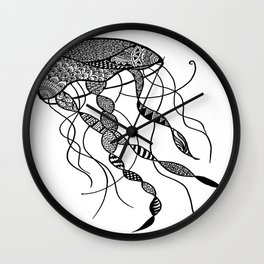 Jelly-belly Wall Clock