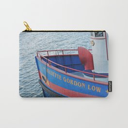 Bright Steamboat Carry-All Pouch