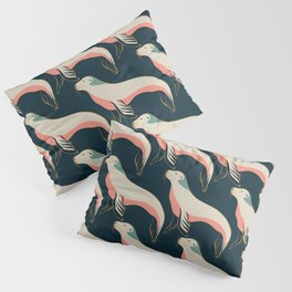 Fur seal, sea lion pattern Pillow Sham
