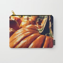 Shiny Pumpkins Carry-All Pouch