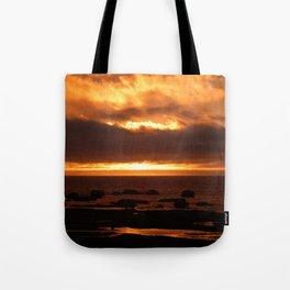 Sensational Sunset Tote Bag