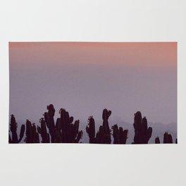 Twilight Cacti Rug