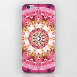 Flower of Life Mandalas 5 iPhone Skin