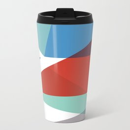 Shapes 015 Metal Travel Mug