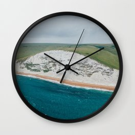 Beautiful Beach XVI Wall Clock