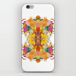Free Psych and Mirrors - Antonio Feliz iPhone Skin