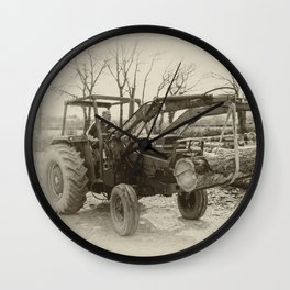 Old Massey 185  Wall Clock