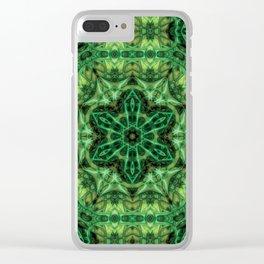 EMERALD V3 Clear iPhone Case