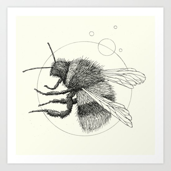 'Wildlife Analysis IX' Art Print