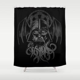 Darth Cthulu Shower Curtain