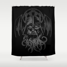 Darth Cthulu Shower Curtain