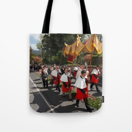 Procession Tote Bag