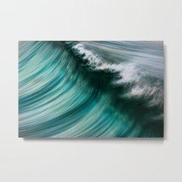 Ocean Art Metal Print