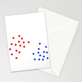 I Support Vector Machines Neural Network Machine Learning T-Shirt Stationery Cards