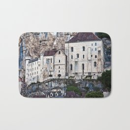 MEDIEVAL SOUND of ROCAMADOUR Bath Mat
