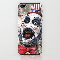 Captain Spaulding -The Devil's Rejects iPhone & iPod Skin