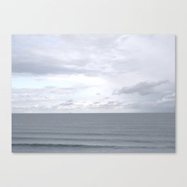 Be Still Ocean Part 3 Canvas Print