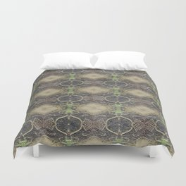 A Little Envy Duvet Cover