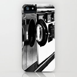Laundry Day iPhone Case
