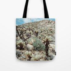 Mountain Cholla Tote Bag