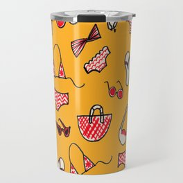 Teeny Bikinis Travel Mug