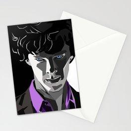 Sherlock Holmes Portrait Stationery Cards