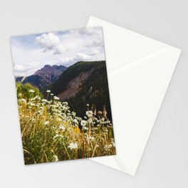 Pit Stop, Ouray Stationery Cards