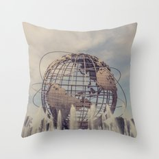 travellers... Throw Pillow