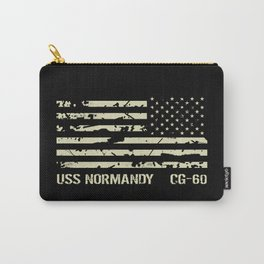 USS Normandy Carry-All Pouch