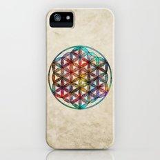 Flower of Life Slim Case iPhone SE
