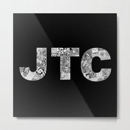 JTC Metal Print