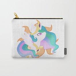 Chibi Princess Celestia Carry-All Pouch