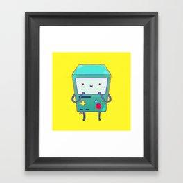 BEEMO Framed Art Print