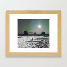 San Juan Framed Art Print