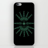 angels iPhone & iPod Skins featuring Angels by Daniac Design