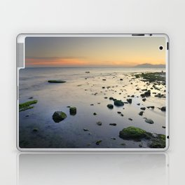 Seasunset  dreams. Beach life Laptop & iPad Skin
