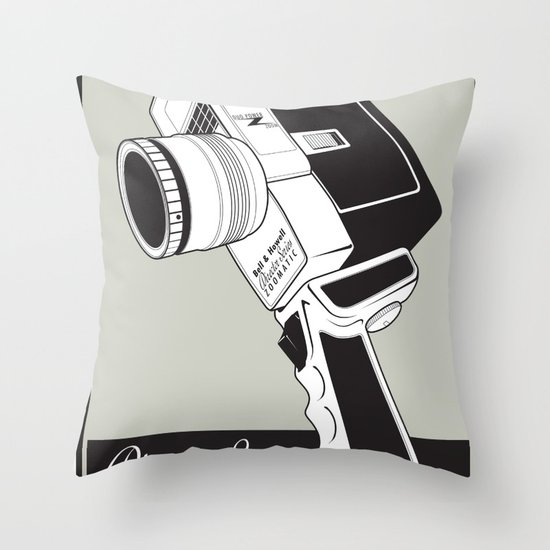 Gadget Envy Throw Pillow