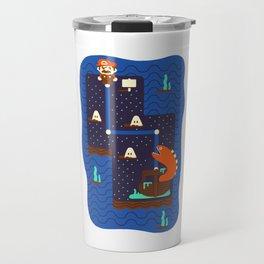 Overworld: Deep Travel Mug