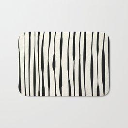 Retro Stripe Reverse Bath Mat